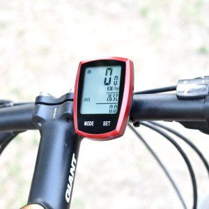 compteurs vélo avec fil