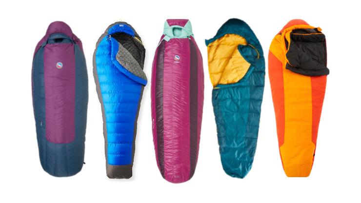 Quelle forme de sac de couchage choisir?