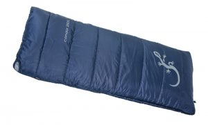 sac de couchage rectangulaire