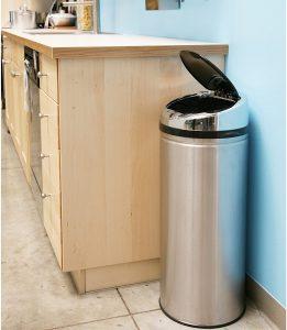 poubelle automatique IT13RCB de iTouchless